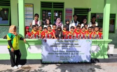 Agric School, Bercocok Tanam Tanpa Takut Kotor Bersama Siswa SDN 02 Rapah
