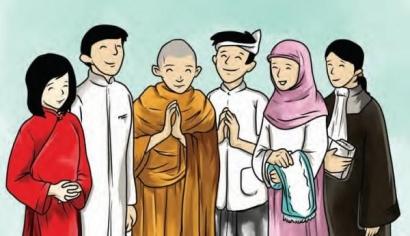 """Menjaga Agama dan Budaya sebagai Fondasi """"Rumah"""" Indonesia"""