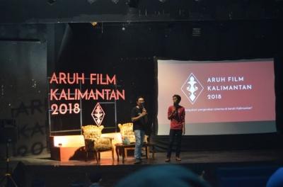 NGOFI Bersama Forum Sineas Banua