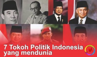 7 Tokoh Politik Indonesia yang Terkenal hingga Mendunia!