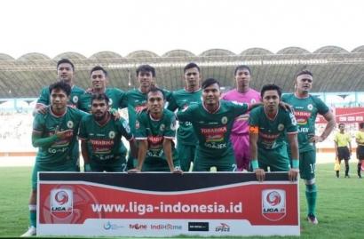 """Mimpi Elang Jawa """"Terbang"""" ke Liga 1"""