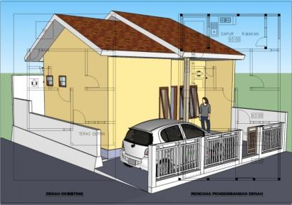 Salah Satu Alternatif Solusi untuk Sebuah Rumah Baru