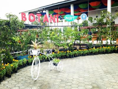 Botani Mart, Alternatif Belanja Tanaman untuk Mempercantik Rumah