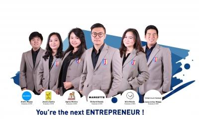 You're The Next Entrepreneur!