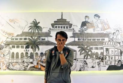 Rute 4 Terminal Waktu di Kota Bandung