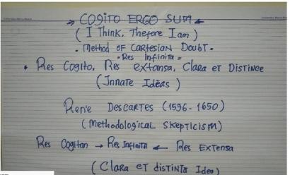 Analisis Literatur Cartesian: Principles of Philosophy [1]