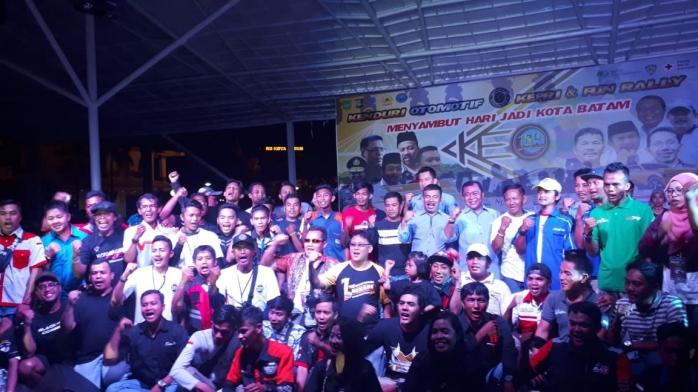 Kenduri Otomotif KEPRI, Partisipasi Perdana HCI Chapter Batam