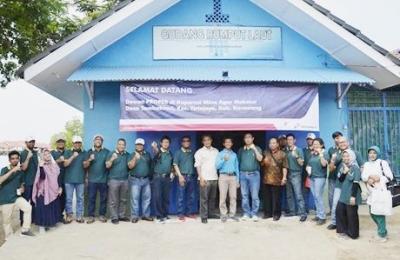 Melihat Inovasi Masyarakat Pelaku Usaha  dan Kemitraan Pertamina EP Wilayah Subang