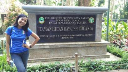 Tiada Habisnya Nikmati Pesona Indonesia di Taman Hutan Raya Djuanda, Bandung