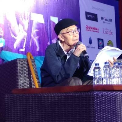 Kompasianival 2018, Laporan Singkat dari Lippo Mall Kemang (2)