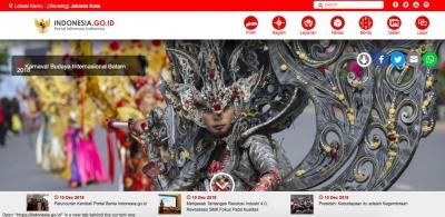 Tangkal Hoax dan Satukan Indonesia Lewat Portal Informasi Indonesia
