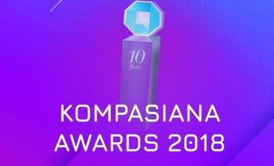Selamat untuk Para Peraih Kompasiana Award yang Saya Kenal!