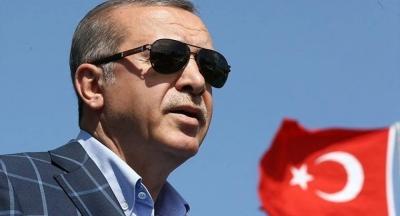 Bagi Erdogan, Negara-negara Barat Munafik dalam Persoalan HAM