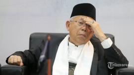Ma'ruf Amin Tak Mampu Dongkrak Elektabilitas Jokowi