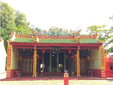 Potensi Wisata Religi Pulau Senggarang