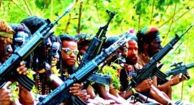 Separatis Papua, Mereka adalah Begal yang di danai Asing