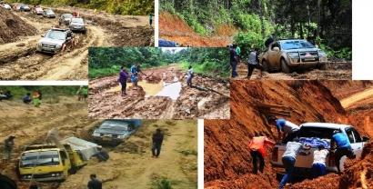 Membangun Jalan Trans Papua Bukan untuk Pencitraan