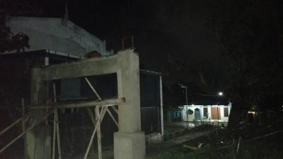 Penerangan Jalan Umum (PJU) yang Tidak Memadai di Pinggir Kota Semarang