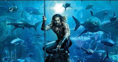 """Resensi Film """"Aquaman"""", Tsunami Akhir Tahun dari DC"""