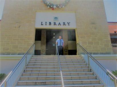 Perpustakaan, Ruang Baca dan Sekaligus Sumber Inspirasi