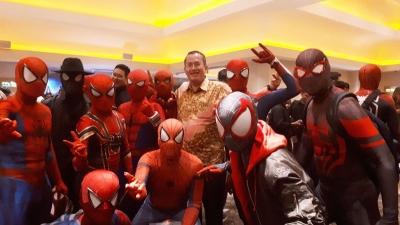 Etos Spider Man, Inspirasi bagi Para Pemimpin
