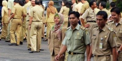 Purnabakti sebagai PNS, Awal Pengabdian untuk Masyarakat