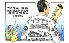 Pak Prabowo, Kami Memang Takut Ganti Presiden