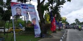 Mengejar Pengrusakan Baliho dan Dugaan Adu Domba antara Jokowi - SBY