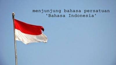 Malaysia dan Singapura 4 Bahasa, Indonesia Cukup dengan 1 Bahasa Indonesia