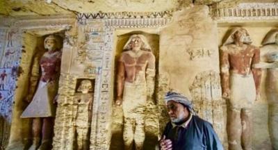 Penemuan Terbaru Mesir, Makam Berusia 4400 Tahun