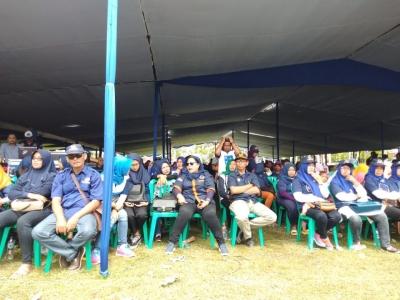 Hadir di Temu Kader NasDem, Indrawati Caleg DPRD Gresik bawa 500 Pendukung