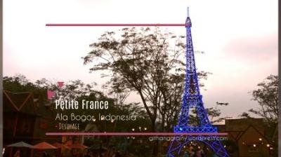 Menikmati Suasana Eropa di Kota Bogor!
