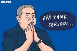 Perusak Baliho Demokrat, Benarkah Dari PDIP?