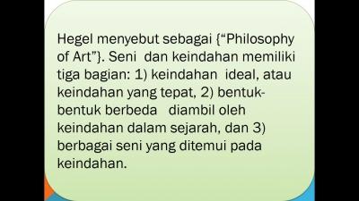 Filsafat Seni Mimesis [64]
