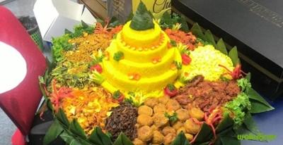 Nasi Tumpeng Cocok untuk Berbagai Perayaan