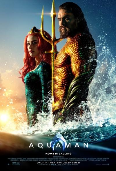 Aquaman, Minim Orisinal Cerita