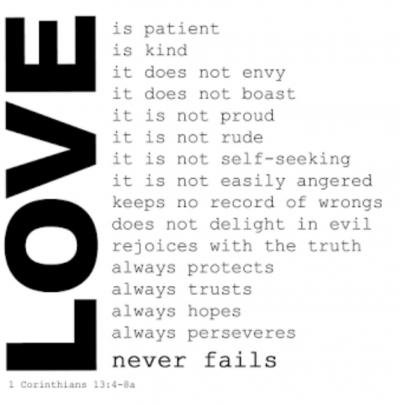 Kasih, Lima Huruf Beribu Makna Luar Biasa