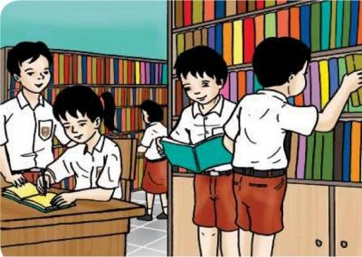 Kenali dan Sayangi Buku