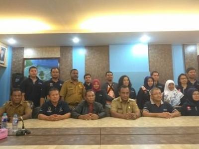 Gelar Rapat Bersama 4 Kementerian, Bupati AFU Minta Bangun RS Class International di Raja Ampat