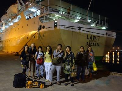 Mau Ke Padang, Natalan, Tahun Baruan Naik Kapal PELNI Yu!