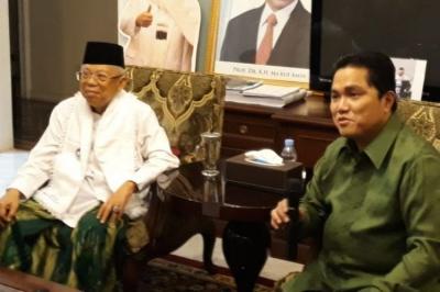 Mengapa Ma'ruf Gagal Kerek Elektabilitas Jokowi?