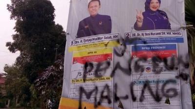 Perusakan APK Nasdem di Cianjur, Pelajaran Apa yang Patut Dipetik Parpol?