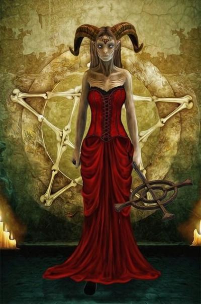 Perempuan Setan