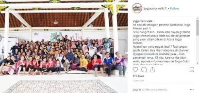 Mumpung di Jogja, Jadilah Saksi Pemecahan Rekor MURI Penari Jaranan Terbanyak!