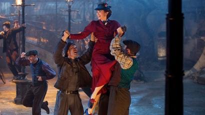 """Mary Poppins Returns"", Drama Musikal Klasik dalam Sekuel yang Kaya Fantasi"