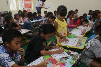 Konsep Unik Sosialisasi Pemilu untuk Masyarakat Marginal Kampung Pemulung Sidomulyo