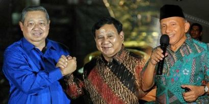 Kalau Prabowo Kalah Lagi, Jokowi Keterlaluan