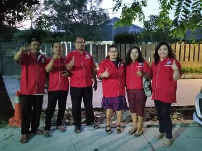 Aktivis Katolik Dukung Caleg Perindo Dapil Jakarta Timur Dr Saur Hasugian MTh