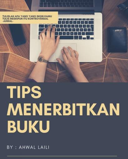 Tips Menerbitkan Buku
