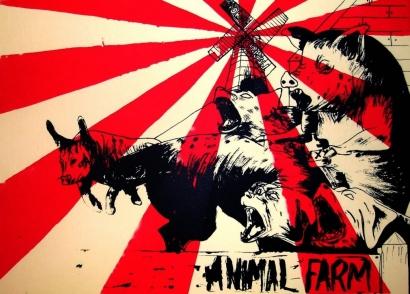 """Animal Farm"", Alegori Politik Para Binatang"